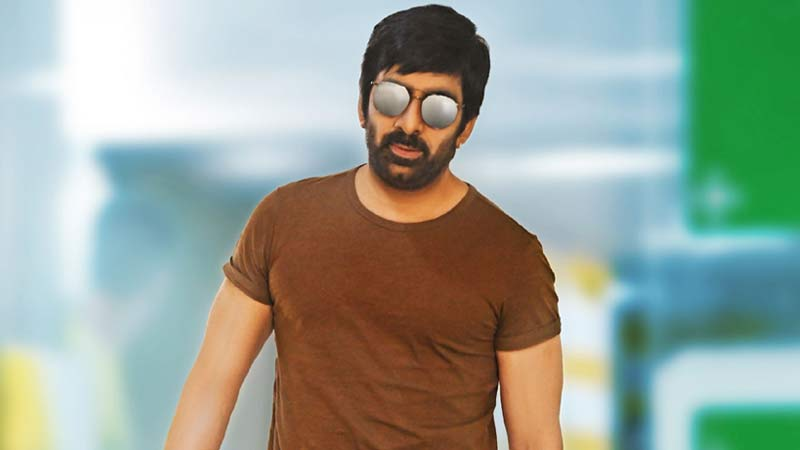 iSmart girl thinks Ravi Teja is a super person