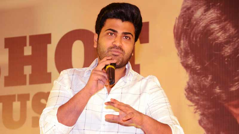 RanaRangam is steadily gaining momentum - Sharwanand