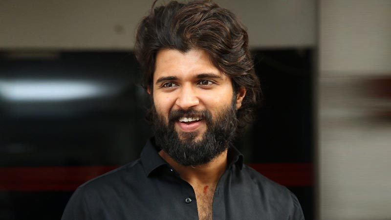 Vijay Deverakonda is in demand as brand ambassador