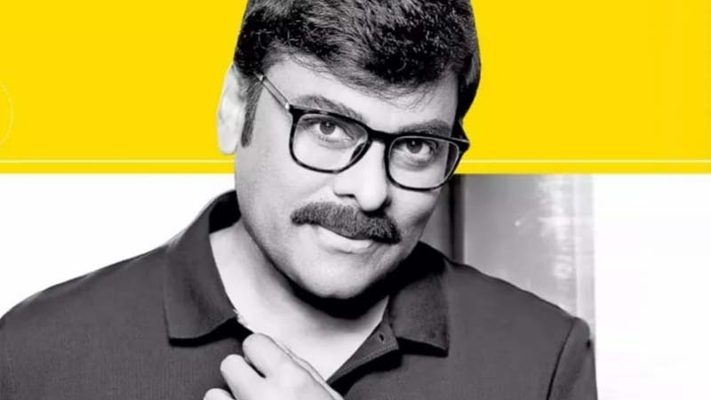 A brand new style for Megastar Chiranjeevi