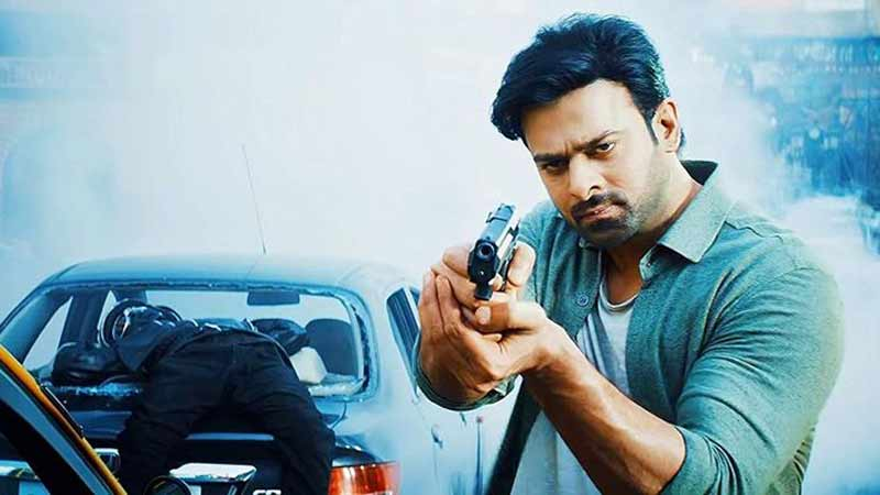 Saaho Collections Rs 200 Cr gross in 2 days