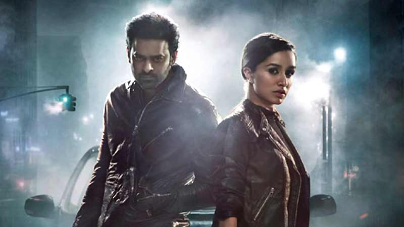 Saaho first week collections