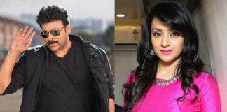 Trisha steps in for Chiranjeevi