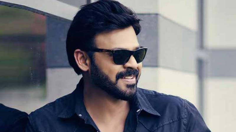Venkatesh follows Balakrishna