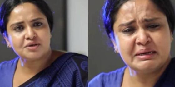 Pragathi accuses a comedian of misbehaving with her